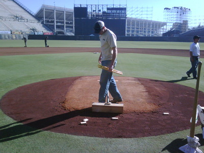 Mound construction