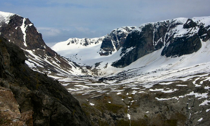 Narsaq glacier