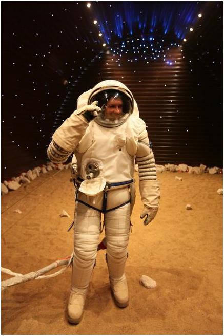 Mars sandbox