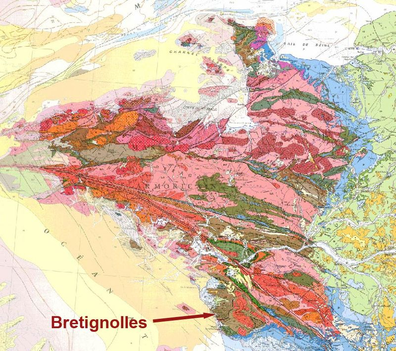 Geol map