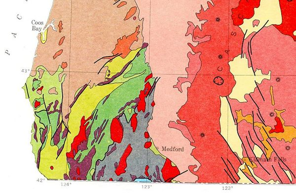 Geology detail