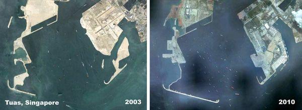 Tuas 2003 2010