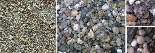 Tangkuban sand