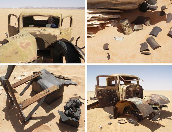Desert preservation