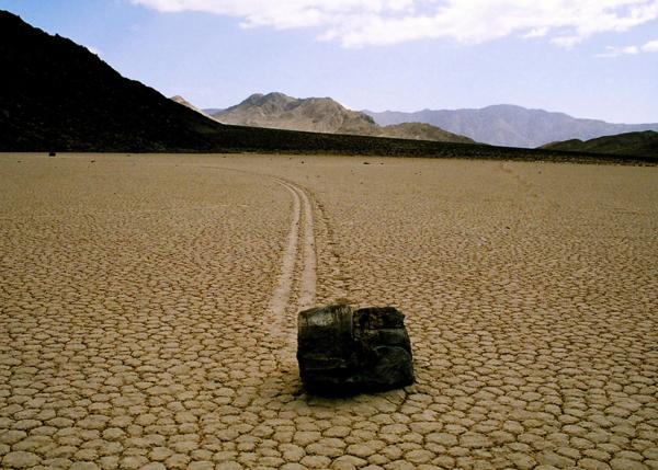 Racetrack  boulder 2