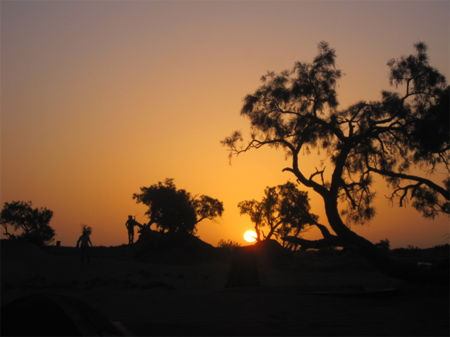 Sunrise Tilhatine