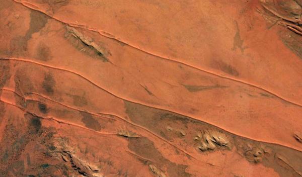 Georgia Bore dunes
